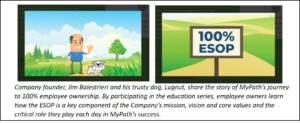 Screenshots of MyPath CEO 2
